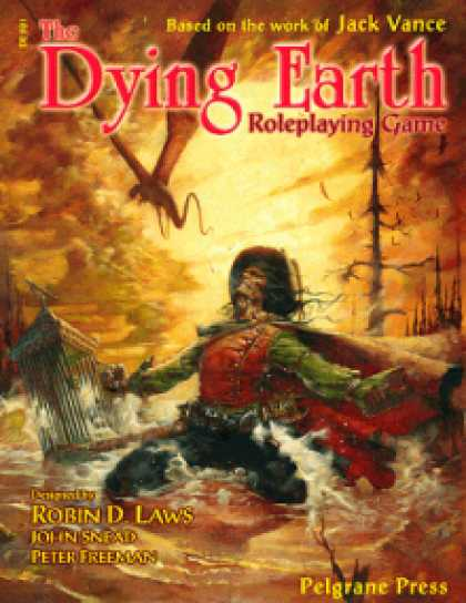 Role Playing Games - The Dying Earth RPG