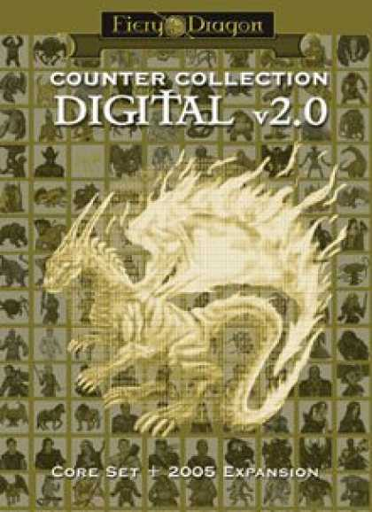Role Playing Games - Counter Collection Digital v2.0 GOLD (2005 Core Set + Expansion)
