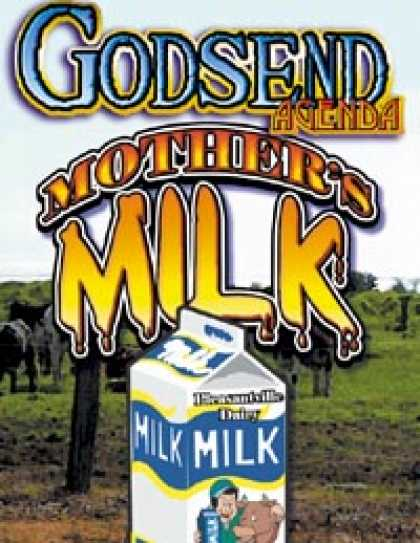 Role Playing Games - GODSEND Agenda: Mothers Milk