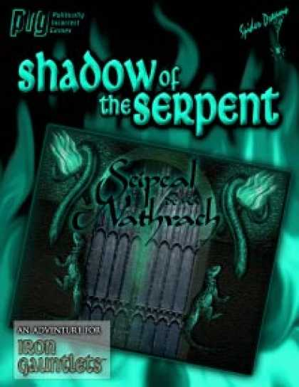 Role Playing Games - Shadow of the Serpent (for Iron Gauntlets)