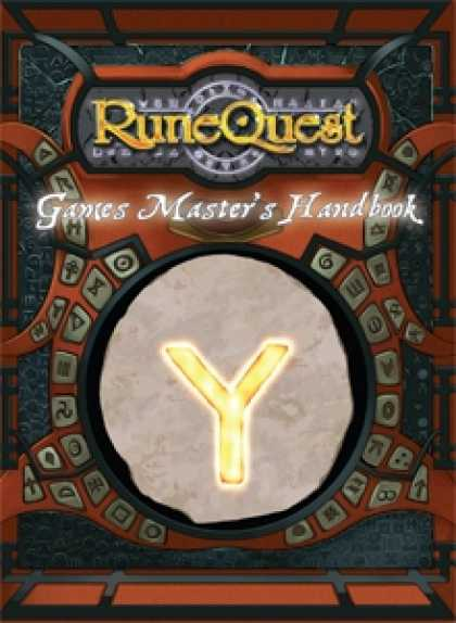 Role Playing Games - The RuneQuest Games Master's Handbook