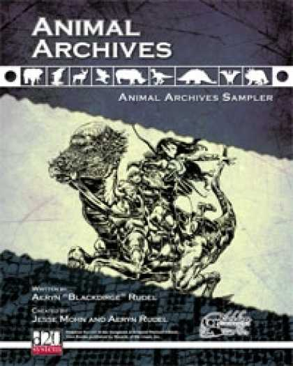 Role Playing Games - Animal Archives Sampler