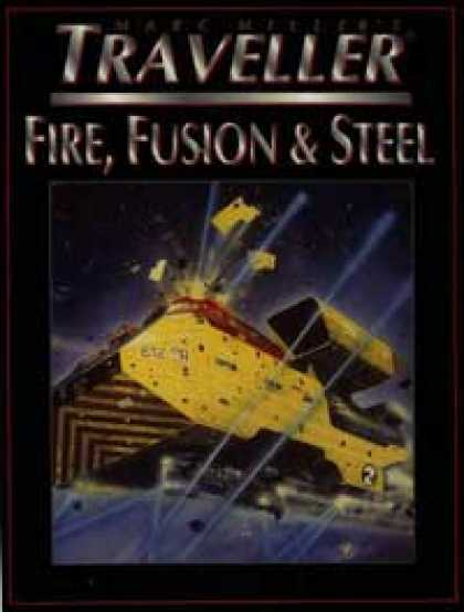 Role Playing Games - Fire, Fusion and Steel Revised