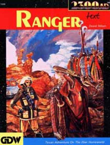 Role Playing Games - Ranger