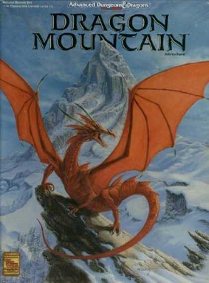 Role Playing Games - Dragon Mountain