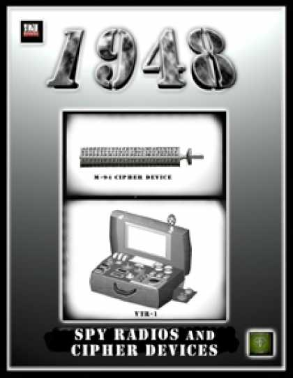 Role Playing Games - 1948: Spy Radios and Cipher Devices