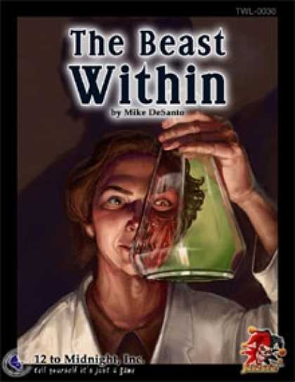 Role Playing Games - The Beast Within: Savaged edition
