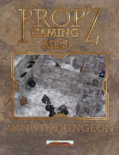 Role Playing Games - Propz: Minute Dungeon