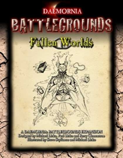 Role Playing Games - Battlegrounds: Fallen Worlds Expansion