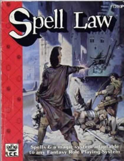 Role Playing Games - RM2 Spell Law