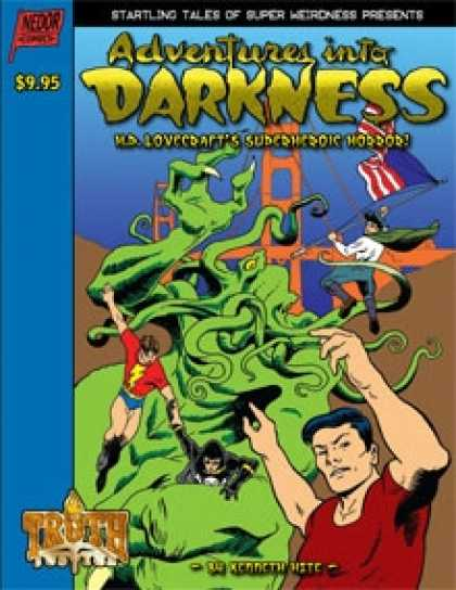 Role Playing Games - Adventures into Darkness: Truth & Justice