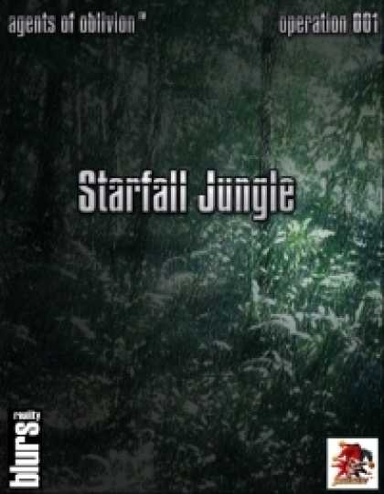 Role Playing Games - Agents of Oblivion: Starfall Jungle