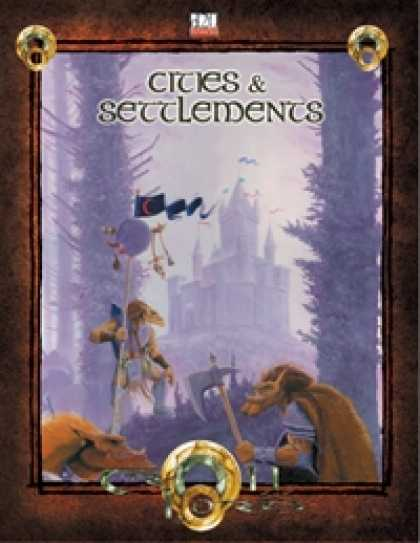 Role Playing Games - Cities & Settlements 3.5
