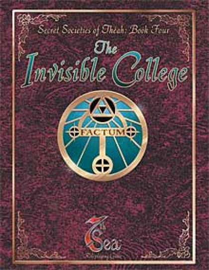 Role Playing Games - The Invisible College