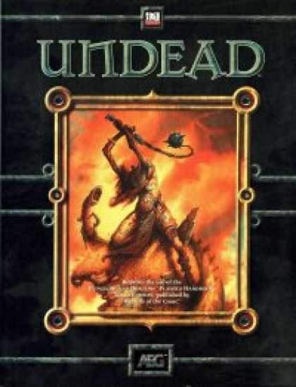 Role Playing Games - Undead