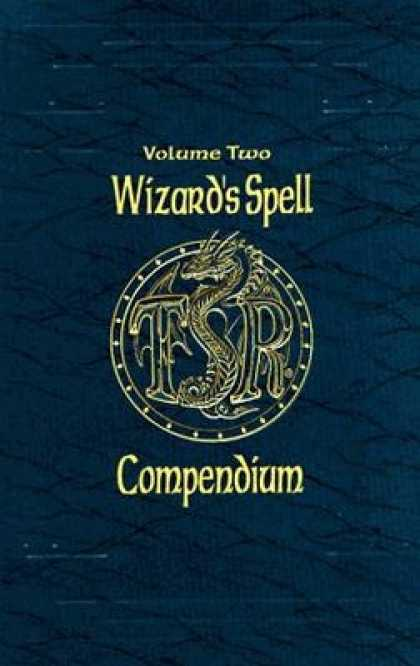 Role Playing Games - Wizard's Spell Compendium, Vol. 2