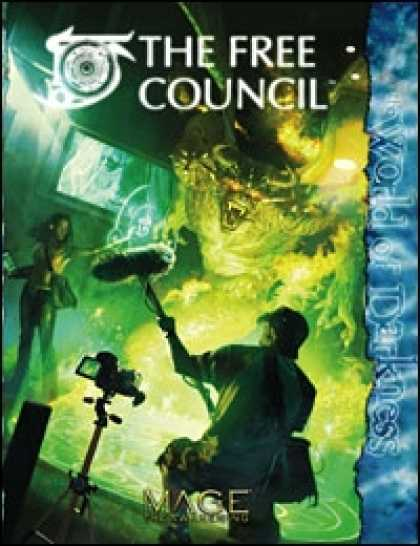 Role Playing Games - The Free Council