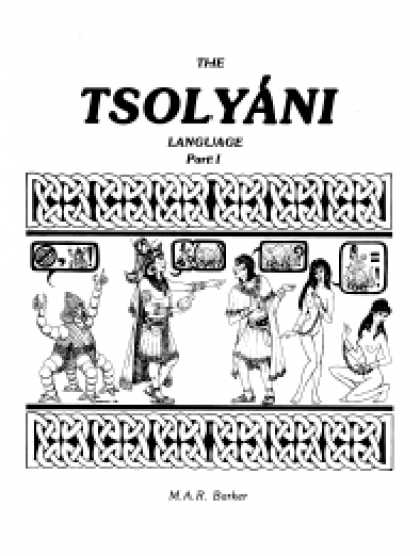 Role Playing Games - The Tsolyáni Language