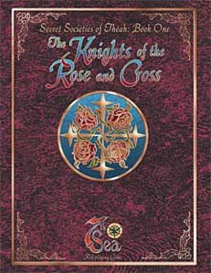 Role Playing Games - The Knights of the Rose and Cross