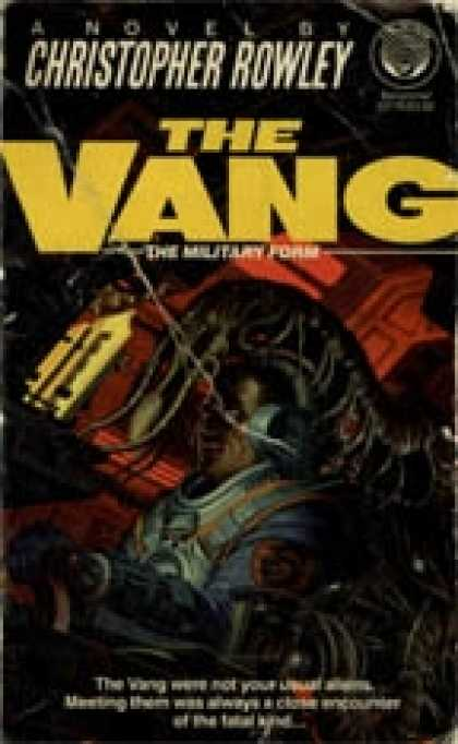 Role Playing Games - The Vang: The Military Form