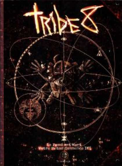 Role Playing Games - Tribe 8 Rulebook (French)