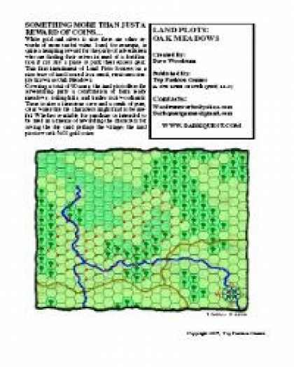Role Playing Games - Land Plots: Oak Meadows