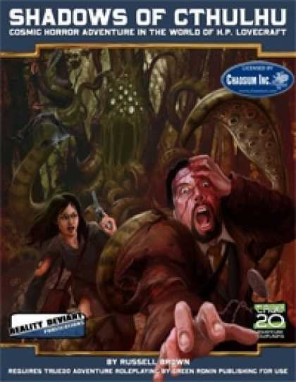 Role Playing Games - Shadows of Cthulhu