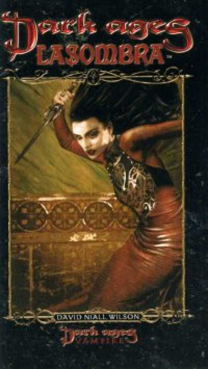 Role Playing Games - Dark Ages Clan Novel 5: Lasombra