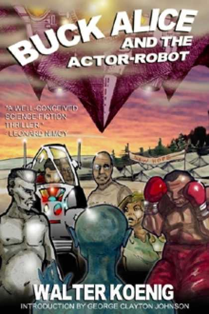Role Playing Games - Buck Alice and the Actor-Robot
