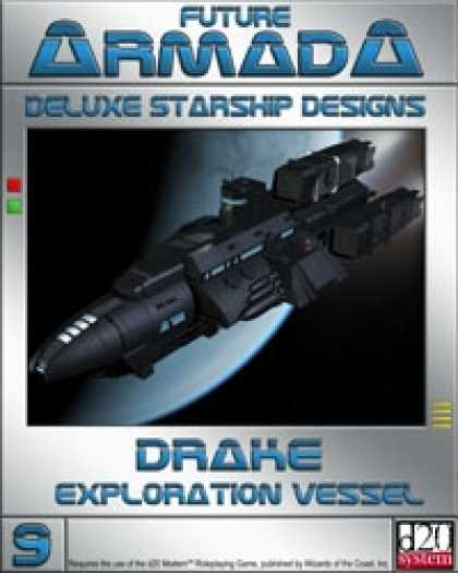 Role Playing Games - Future Armada: Drake