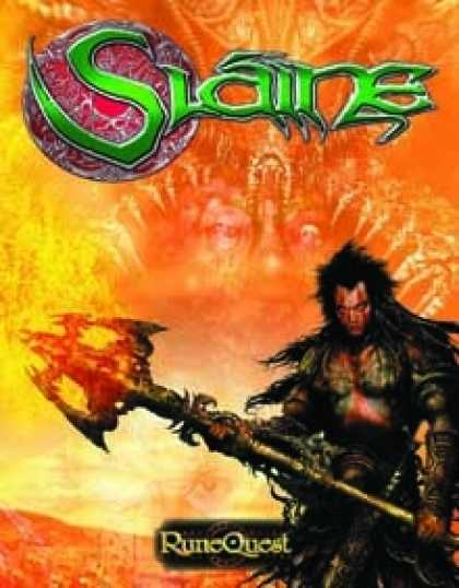 Role Playing Games - Slaine the Roleplaying Game