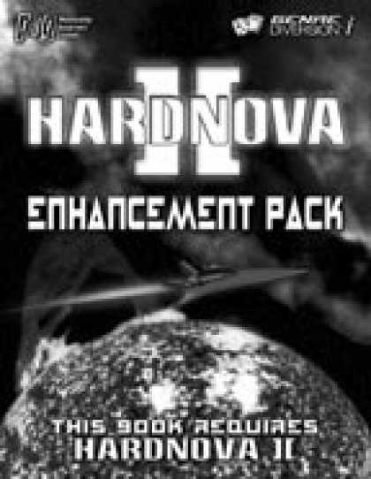 Role Playing Games - HardNova 2 Enhancement Pack