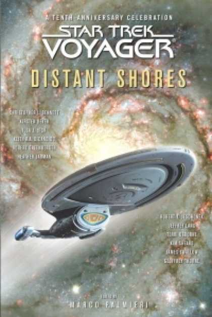 Role Playing Games - Star Trek Voyager: Distant Shores