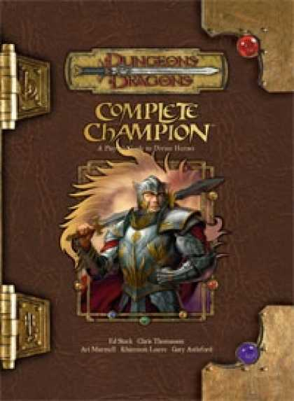 Role Playing Games - Complete Champion