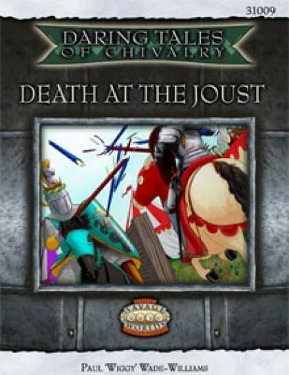 Role Playing Games - Daring Tales of Chivalry #02 - Death at the Joust