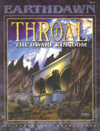 Role Playing Games - Throal: The Dwarf Kingdom