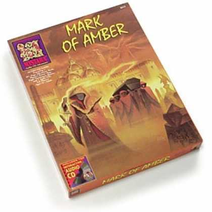 Role Playing Games - Mark of Amber
