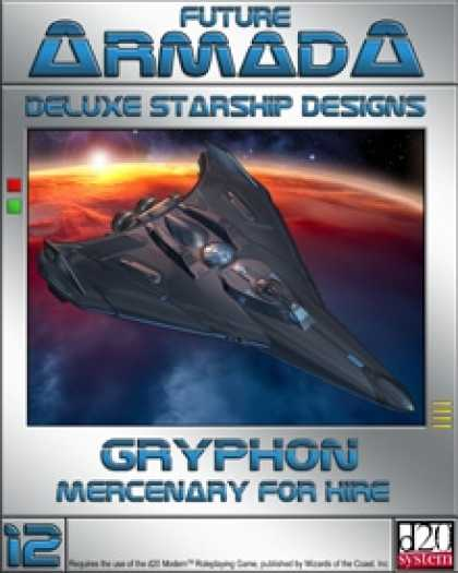 Role Playing Games - Future Armada: Gryphon