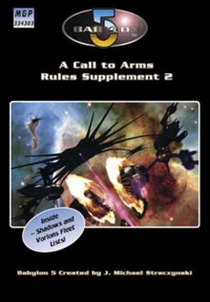 Role Playing Games - A Call to Arms Rules Supplement 2