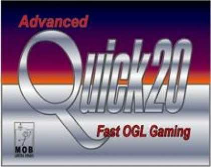 Role Playing Games - Advanced Quick20