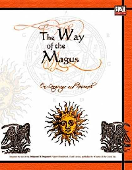 Role Playing Games - The Way of the Magus: On Language and Research
