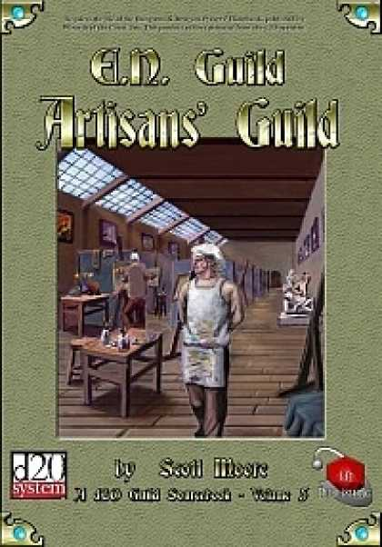 Role Playing Games - E.N. Guilds - Artisan's Guild