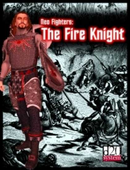 Role Playing Games - NEO FIGHTERS: The Fire Knight