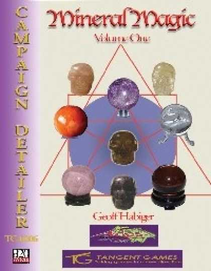 Role Playing Games - Mineral Magic: Volume One