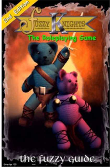 Role Playing Games - Fuzzy Knights: The RPG