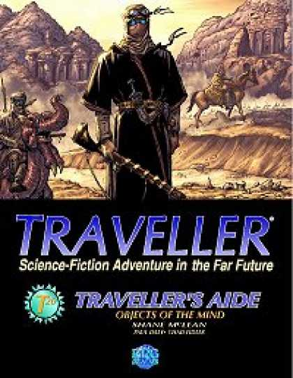 Role Playing Games - Traveller's Aide #5 - Objects of the Mind