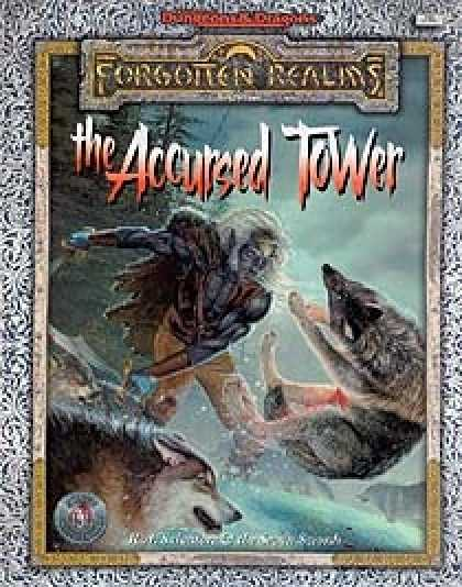 Role Playing Games - The Accursed Tower