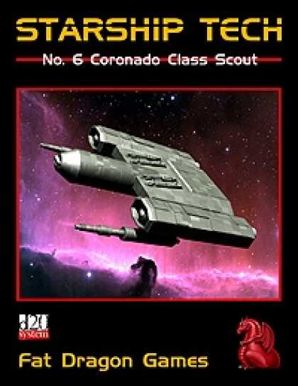 Role Playing Games - Starship Tech #6: Coronado Class Scout
