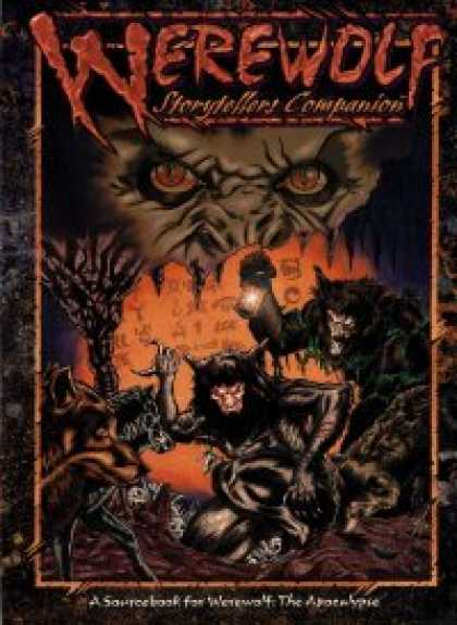 Role Playing Games - Werewolf Storytellers Companion