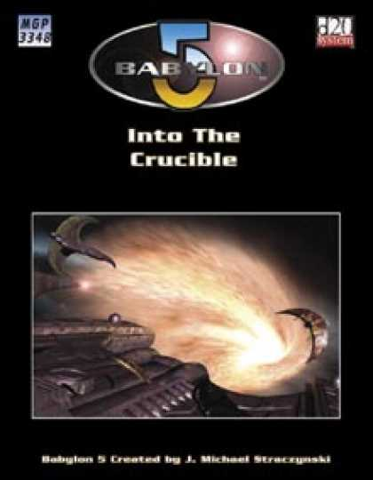 Role Playing Games - Into the Crucible